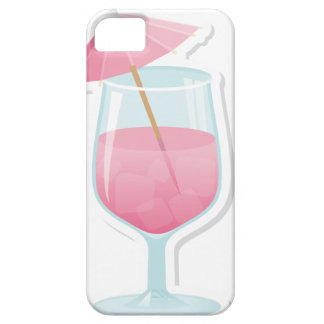 Pink Tropical Cocktail iPhone SE/5/5s Case