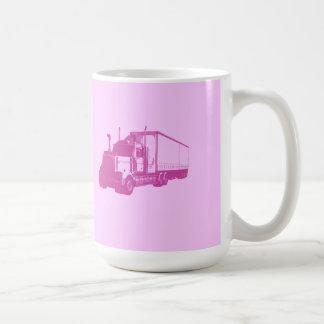 Pink Truck Coffee Mug