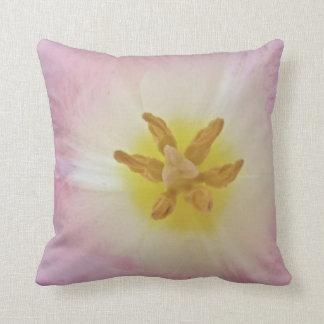 Pink Tulip American Mojo Pillow Cushion