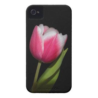 Pink Tulip Case-Mate iPhone 4 Case