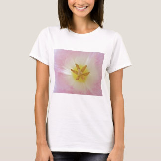 Pink Tulip Fitted Tee Shirt