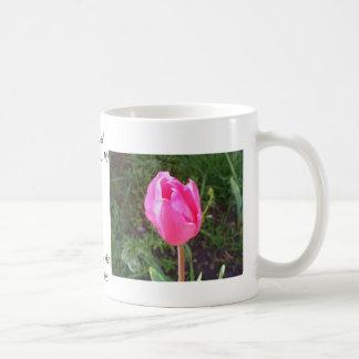 Pink Tulip Flower Staten Island NY CricketDiane Coffee Mug