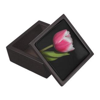 Pink Tulip Gift Box