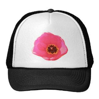 Pink Tulip Hat