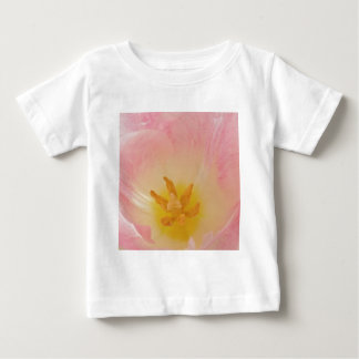 Pink Tulip Infant Tee Shirt