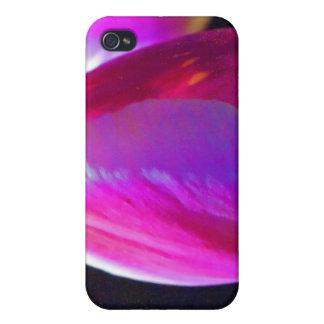 Pink Tulip iPhone 4/4S Cases