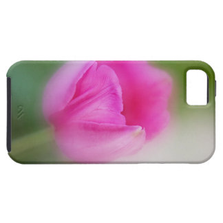 Pink Tulip iPhone SE/5/5s Case