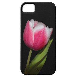 Pink Tulip iPhone SE/5/5s Case