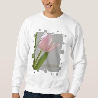 Pink Tulip Joy Sweatshirt