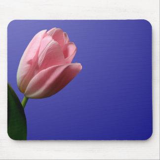 Pink Tulip Mousepad
