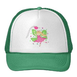 Pink tulips fairy - Hat