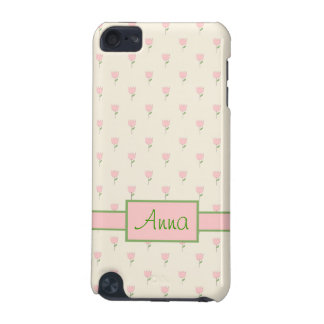 Pink Tulips iPod Touch 5G Case
