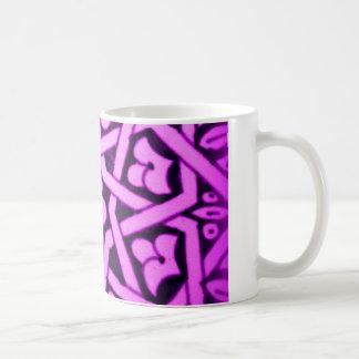 Pink Tunisian Mug
