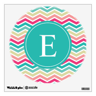 pink chevron wall decals amp wall stickers zazzle turquoise chevron wall decals amp wall stickers zazzle