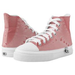 Pink Twilight Hi Top