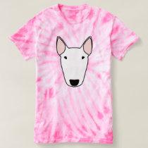 Pink Tye Dye Bully Tee