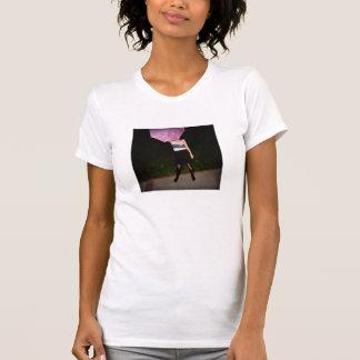 Pink Umbrella T-shirts