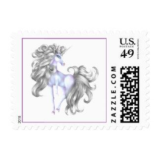 Pink Unicorn Postage