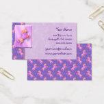 Pink Unicorns Business Card