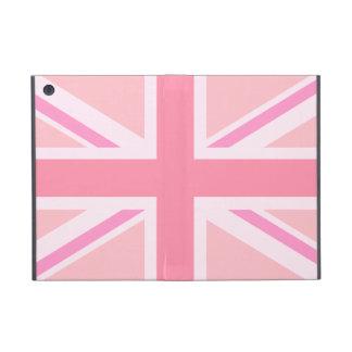 Pink Union Jack/Flag iPad Mini Cases