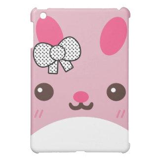 Pink Usagi Bunny Rabbit Case For The iPad Mini