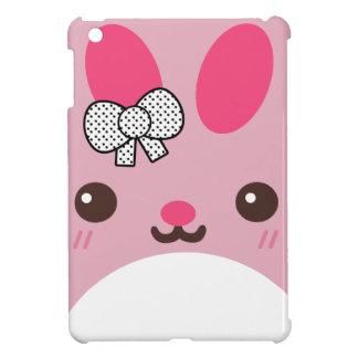 Pink Usagi Bunny Rabbit iPad Mini Cases