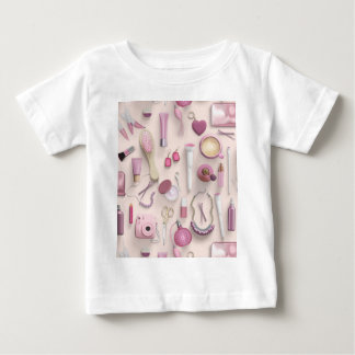 Pink Vanity Table Baby T-Shirt