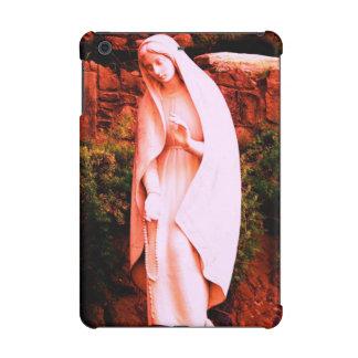 Pink Virgin Mary Statue iPad Mini Retina Covers