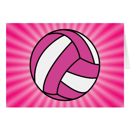 Pink Ribbon Volleyball Clip Art Pictures to Pin on ...