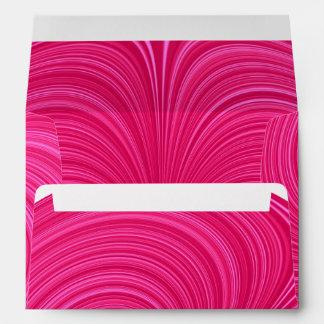 Pink Vortex Envelope