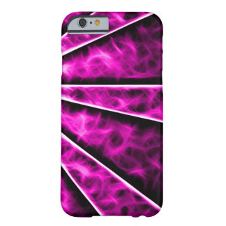 Pink Vortex Fractal Barely There iPhone 6 Case