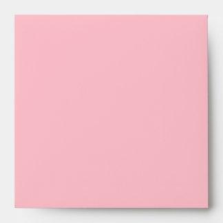 Pink w/ Little Bones Inside Envelopes