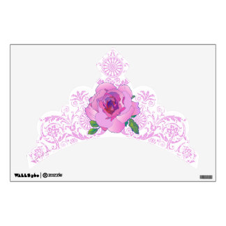'Pink' Wall Decal
