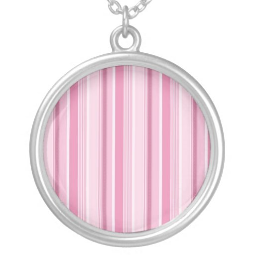 Pink Wallpaper for Monogramming Custom Necklace