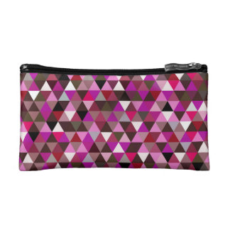 Pink Warmth Makeup Bag