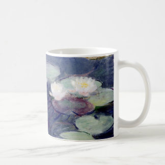 Pink Water-Lilies: 1897-99 by Monet Coffee Mug