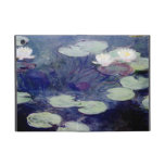 Pink Water-Lilies: 1897-99 by Monet iPad Mini Cases