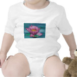 Pink Water Lily Infant Creeper