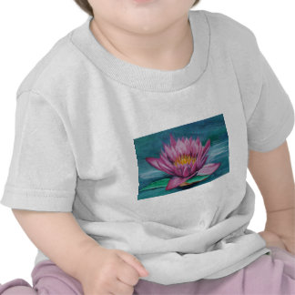 Pink Water Lily Infant Tshirt
