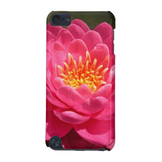 PInk Water Lily iPod Touch (5th Generation) Case