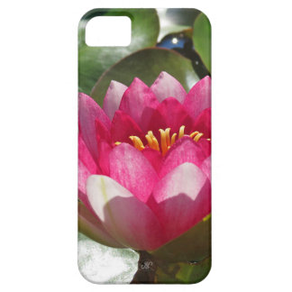Pink Water Lily Phone Case