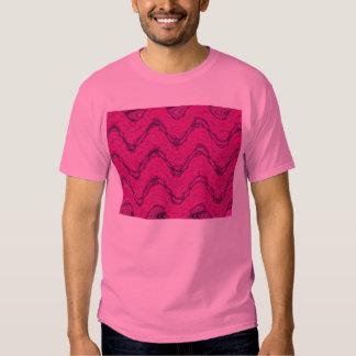 pink waves T-Shirt