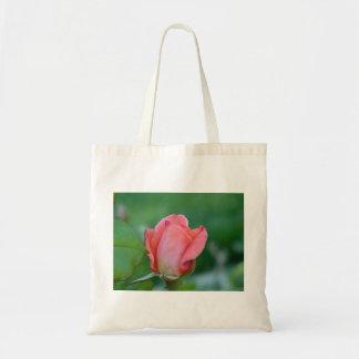 Pink Waves Tote Bag