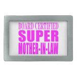 Pink Wedding Favors & Thanks : Super Mother in Law Belt Buckles