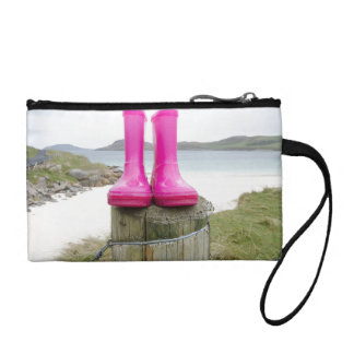 Pink Wellies Coin Purse