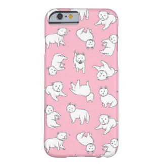 Pink Westies iPhone Case