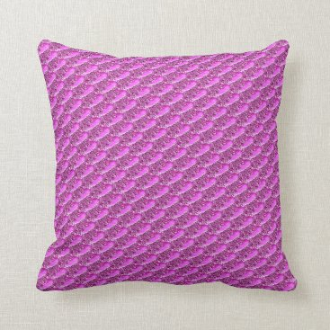 Beach Themed pink whale pillow