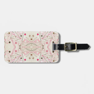 Pink Whimsy Bag Tags