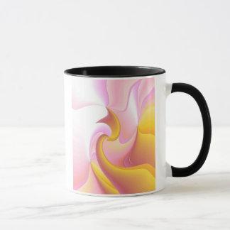 Pink Whirl Mug