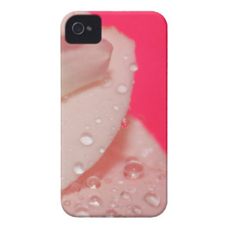 Pink & White Blackberry case